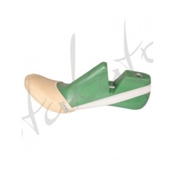 Olimpia foot protectors - one elastic