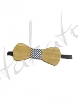 Mucha drewniana Klamot wzór 01