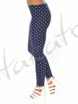 Long Polka dot Leggins