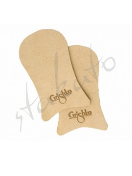 Suede leather tips Grishko