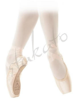Debutante Sansha pointe shoes