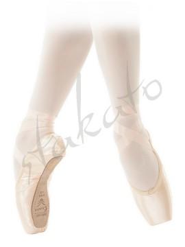 Debutante Sansha pointe shoes