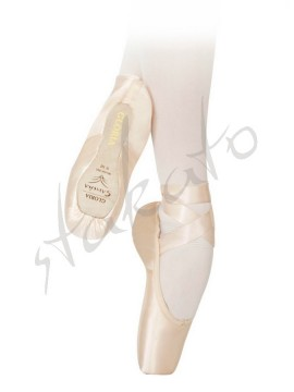 Sansha Gloria pointe shoes