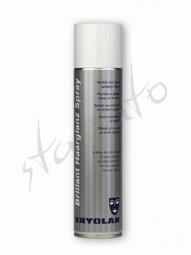 Brilliantine hair spray 400ml Kryolan