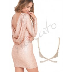 Lowering bra belt