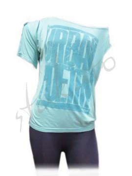 T-shirt asymetryczny Sansha