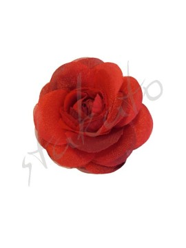 Róża do flamenco 7cm