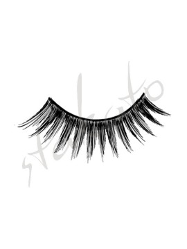 Upper eyelashes B3 Kryolan