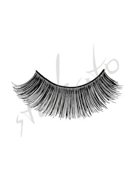 Upper eyelashes B4 Kryolan