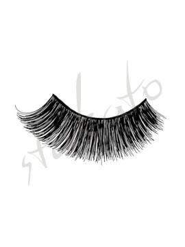 Upper eyelashes B5 Kryolan