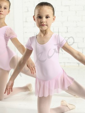Grishko 04MJU girls leotard with skirt