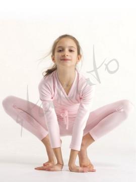 Legginsy dziecięce bawełniane