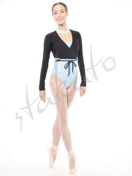 Sweter wiązany DL6010M Grishko
