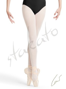 Rajstopy baletowe z dziurką damskie Stakato
