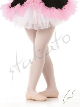 Convertible kid's ballet tights Stakato