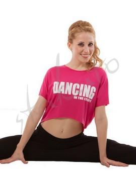 Mini dance top Sansha