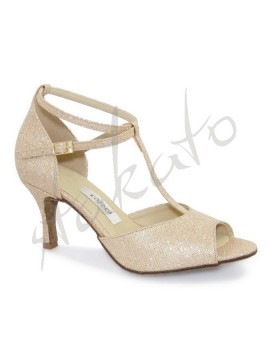 Kozdra style 14PX gold glitter