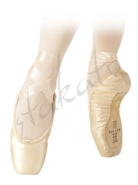 Sansha Ovation pointe shoes