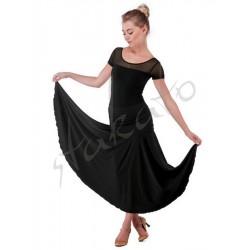 Long skirt for standard with yoke