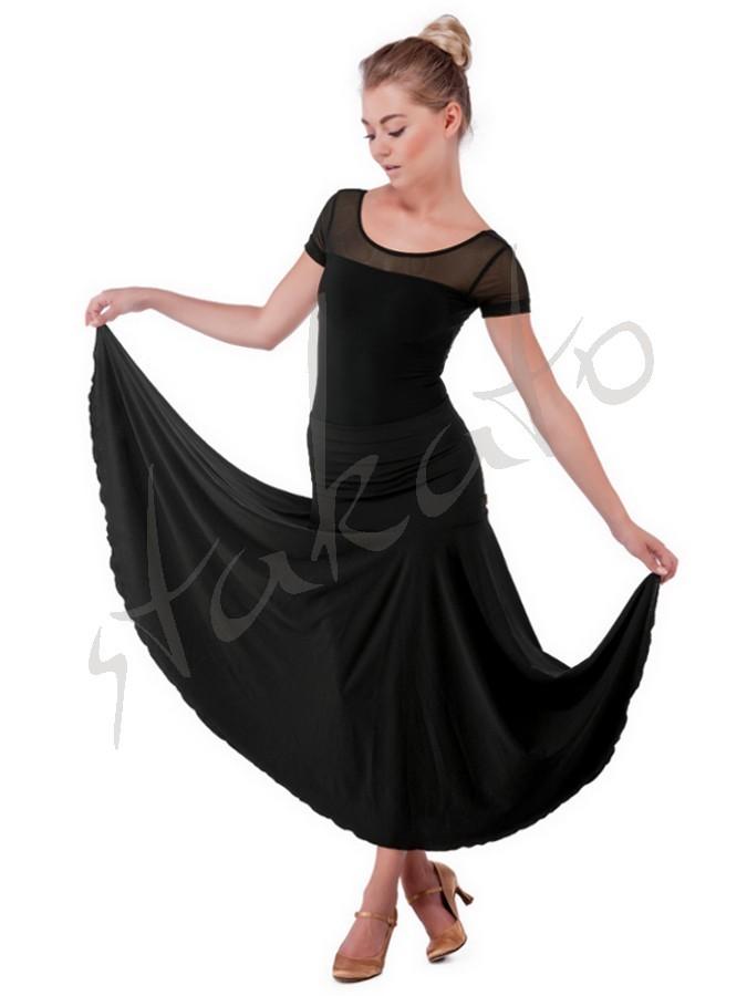 c9cab64718 Spódnica do standardu z karczkiem - Stakato - salon dla tancerzy