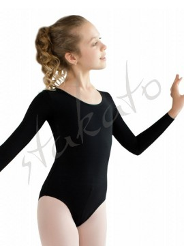 Grishko D03C girls cotton leotard