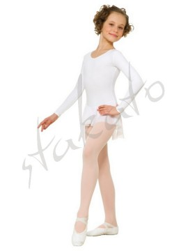 Grishko 03MJU girls leotard with skirt