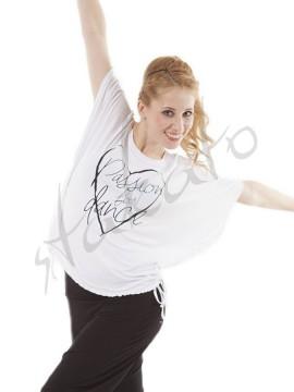 T-shirt nietoperz Sansha