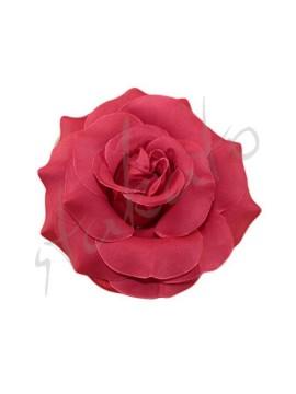 Róża do flamenco 8cm matowa