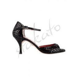 Tangolera style B8 Pitone Nero