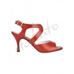 Tangolera style A25 Rosso Perlato