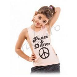 Top taneczny 'Peace & Dance' Skazz Sansha