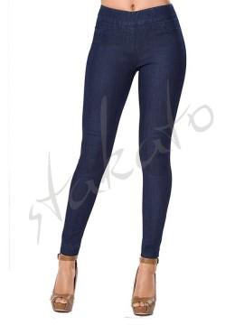 Jegginsy - legginsy a'la jeansy