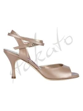 Tangolera style A1 CL Camoscio Beige