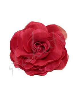 Decorative rose 9cm matt