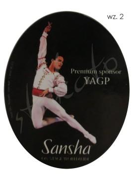 Pointe keyring Sansha