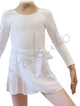 Tina girls wrap skirt