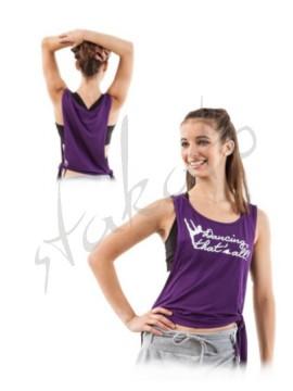 Top wiązany 'Dancing that's all' Sansha Skazz