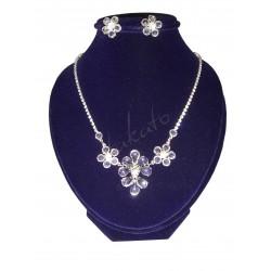 Sava jewellery set