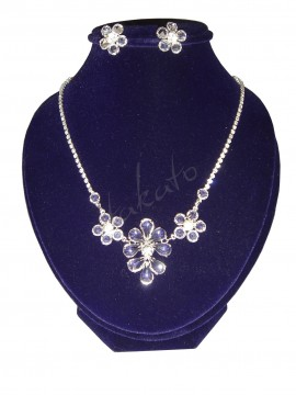 Komplet biżuterii Sava