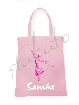 Casual tote bag Sansha