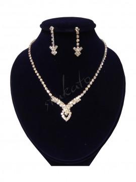 Komplet biżuterii Rosa