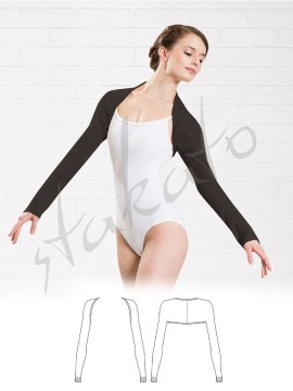 Long sleeve shrug Z0979 Bloch