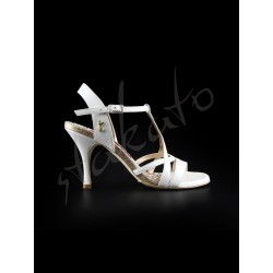 Tangolera model A11 Perlato Bianco