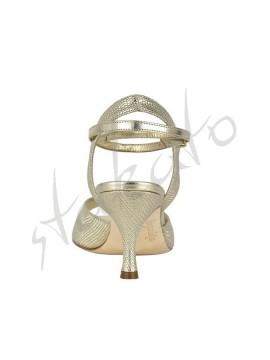 Tangolera model A1CL Lucertolino Platino