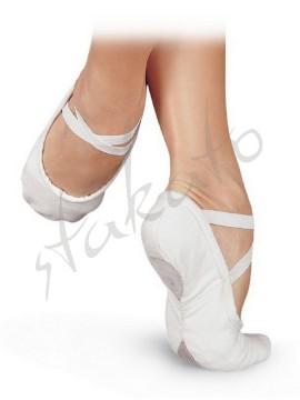 Baletki płócienne Pro1C wąskie N Sansha