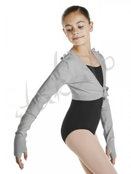 Sweterek młodzieżowy wiązany Willa Bloch
