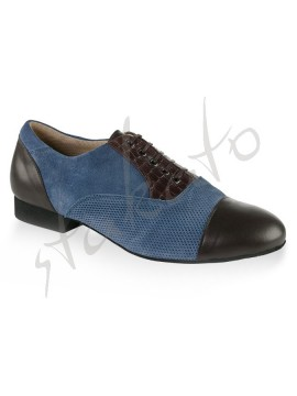 Tangolera model 106 Oxford Blu Brown