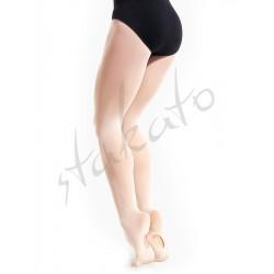 Rajstopy baletowe z dziurką Gaynor Minden