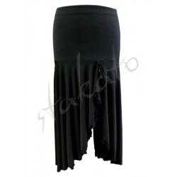 Tango and ballroom long skirt