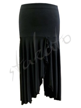 Tango and ballroom long skirt